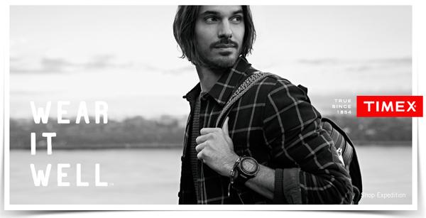 Партнерская программа наручные часы Таймекс уже в продаже